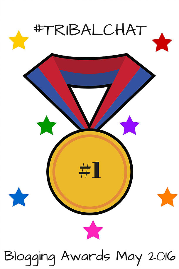 an award medal with no. 1 on it