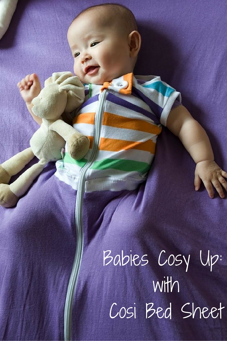 Babies Cosy Up-