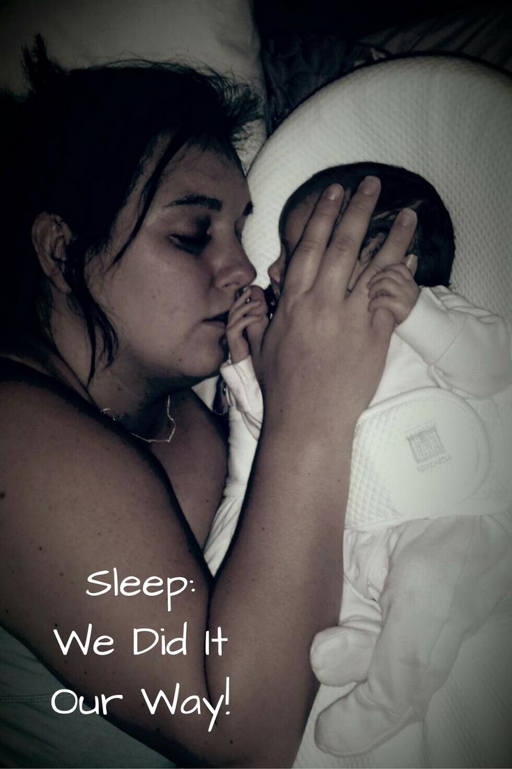 sleep-we-did-it-our-way