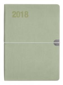 a teal green ryman diary