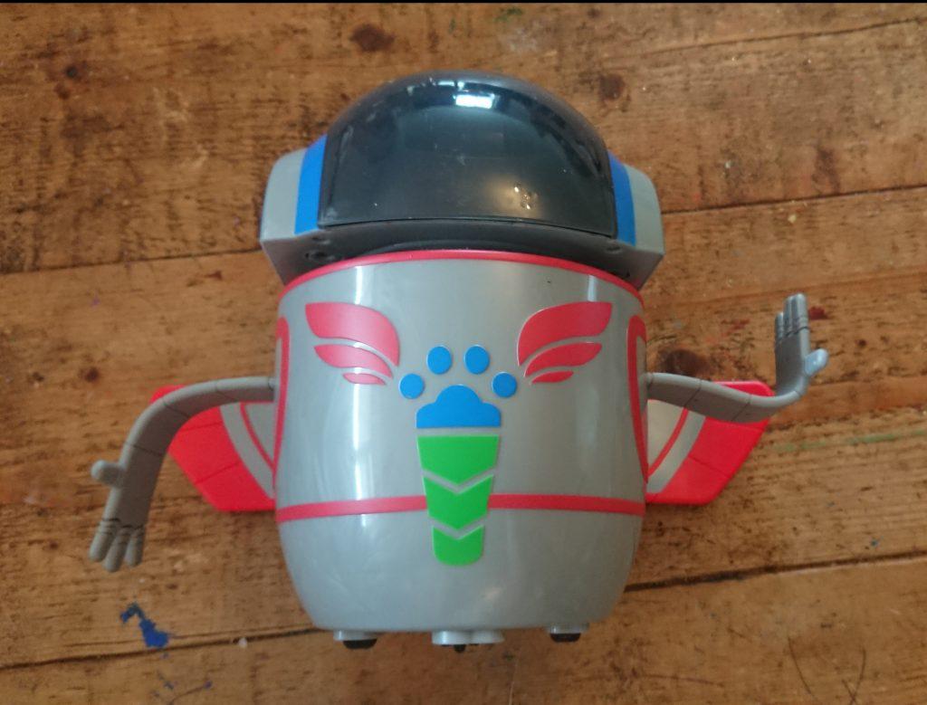 PJ Masks Lights & Sounds Robot Review | Mummy in a Tutu